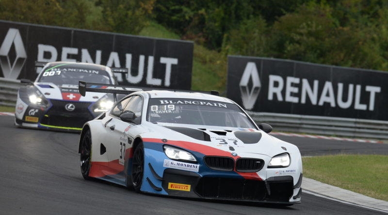 Em Nürburgring, Lukas Moraes disputa última etapa da temporada do Blancpain GT Series