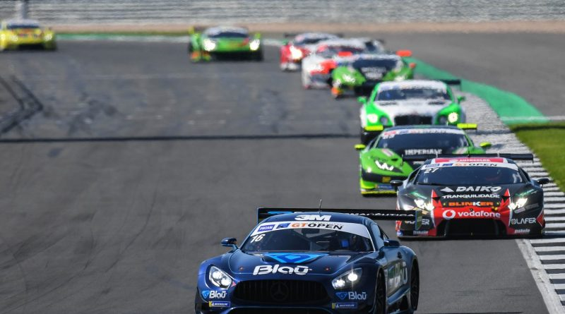Quebra tira pódio duplo de Hahn e Khodair em Silverstone e complica brasileiros na briga pelo título da GT Open