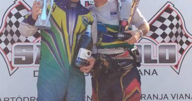 Michel e Munir Aboissa irão competir juntos na categoria DD2 Masters
