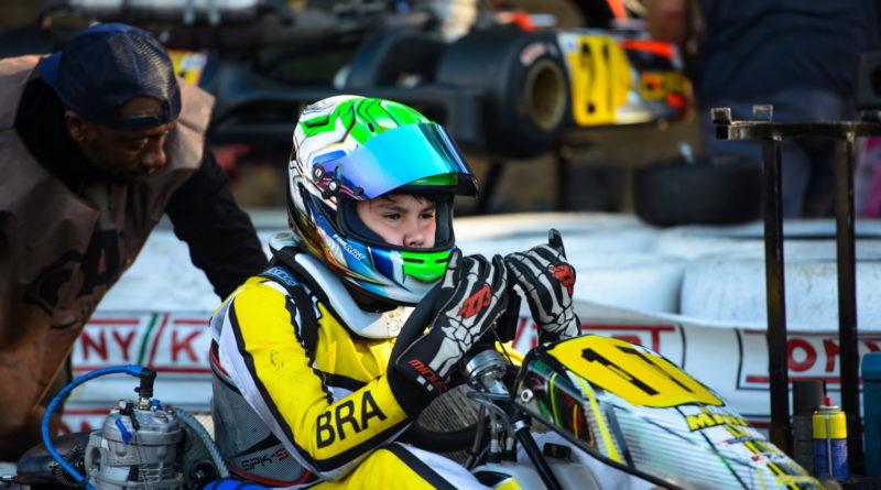 Kart: Nicolas Fabris venceu a 7ª etapa e se mantém na disputa pelo título da Copa São Paulo Light