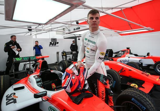Fórmula 2: Niko Kari substituirá Ralph Boschung na MP Motorsport para o restante da temporada
