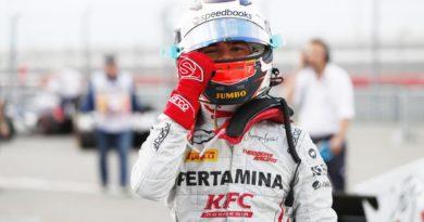 Fórmula 2: Nyck de Vries marca a pole para o GP da Rússia