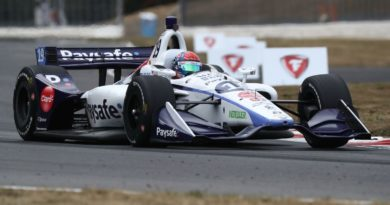 IndyCar: Pietro Fittipaldi está confiante para última etapa da Indy
