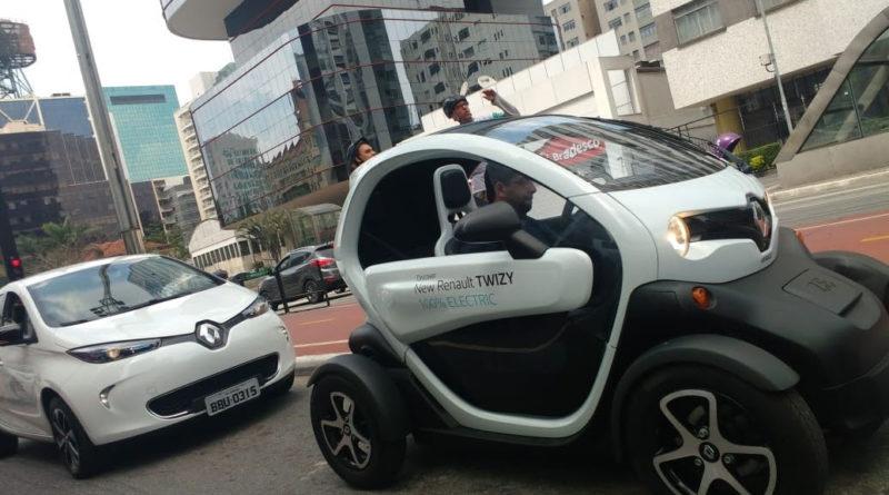 Carros: Renault participa do Dia da Mobilidade Elétrica