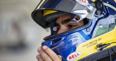 """Fórmula 2: Sergio Sette Camara: """"Uma temporada de emoções mistas"""""""