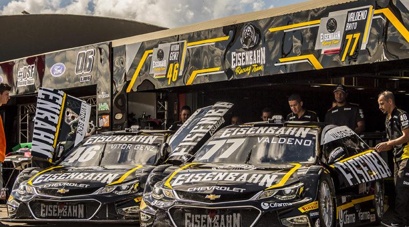 Stock Car: Carlos Alves e Eisenbahn encerram parceria ao final da temporada