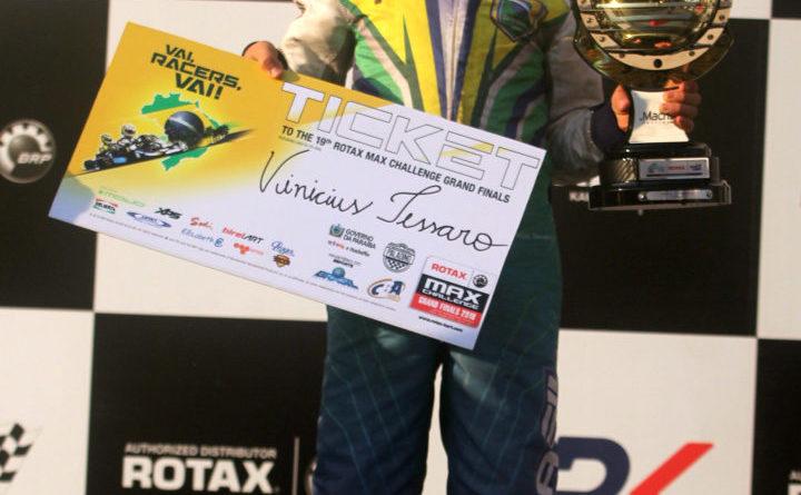 Kart: Vinícius Tessaro representará o Brasil pela segunda vez consecutiva no Rotax Max Finals