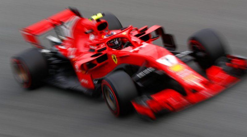 F1: KimiRäikkönen marca a pole para o GP da Itália