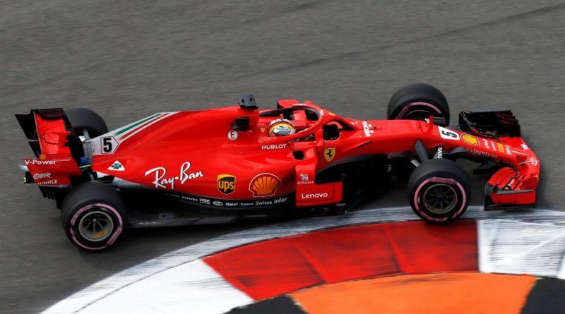 F1: Vettel marca o melhor tempo no 1º Treino Livre na Rússia