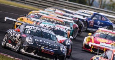 Porsche Carrera Cup 4.0: Werner Neugebauer conquista mais uma vitória na Porsche Carrera Cup 4.0