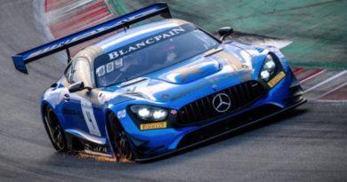 Blancpain GT Series Endurance Cup: Stolz/Buurman/Engel vencem em Barcelona