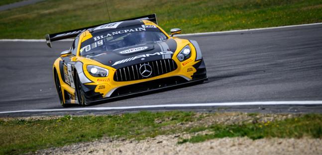 Blancpain GT Series Sprint Cup: Raffaele Marciello/Michael Meadows conquistam o título de 2018