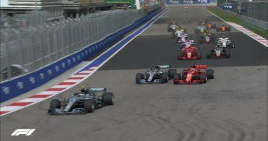 F1: Lewis Hamilton vence GP da Rússia