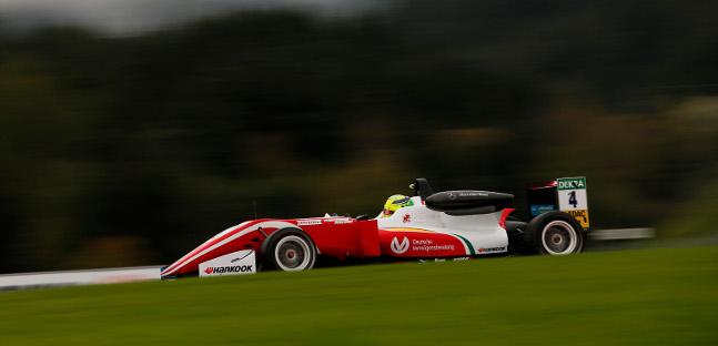 FIA Formula 3 European Championship: Mick Schumacher assume liderança do campeonato