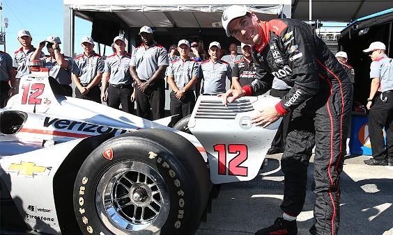 IndyCar: Will Power marca a pole-position para GP de Portland