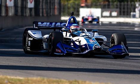 IndyCar: Takuma Sato vence GP de Portland