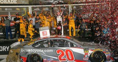 NASCAR Monster Energy Cup Series: Erik Jones marca a pole em Las Vegas