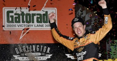 NASCAR Monster Energy Cup Series: Brad Keselowski vence em Darlington