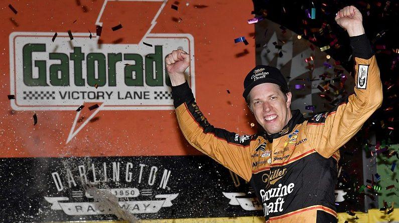 NASCAR Monster Energy Cup Series: Brad Keselowski vence em Darlington
