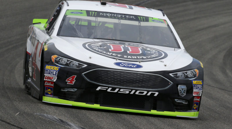 NASCAR Monster Energy Cup Series: Kevin Harvick marca a pole em Richmond