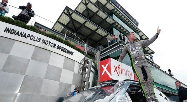 NASCAR XFINITY Series: Justin Allgaier vence em Indianápolis