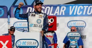 NASCAR XFINITY Series: Em Las Vegas Ross Chastain vence pela primeira vez