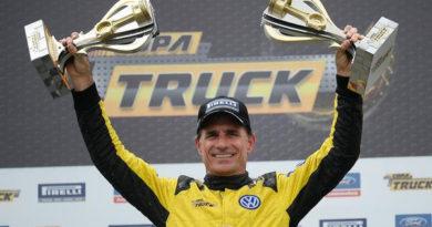Copa Truck: Giaffone vence as duas corridas em Buenos Aires