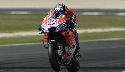 MotoGP: Andrea Dovizioso vence GP de San Marino