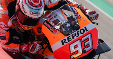 MotoGP: Marc Márquez vence GP de Aragón