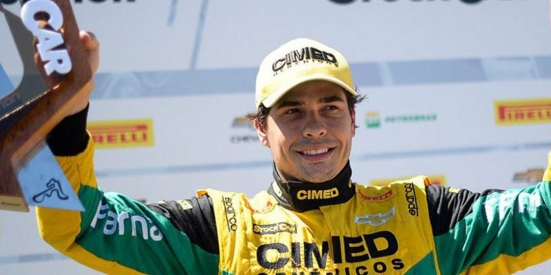 Stock Car: Marcos Gomes na pole por 1 centésimo