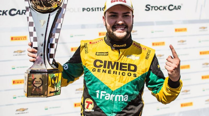 "Stock Car: Fraga supera ""temporal"" de Di Grassi e faz a pole"