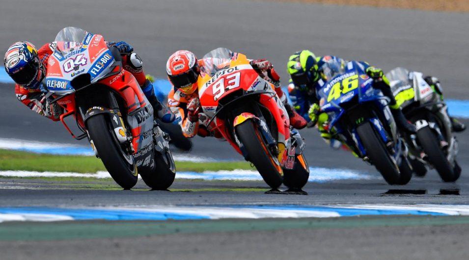 MotoGP: Andrea Dovizioso marca a pole em Motegi