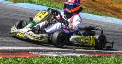 Kart: Antonella Bassani mantém boa fase na Copa Rotax
