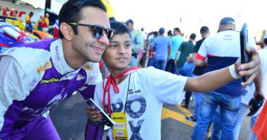 Crianças entre 5 e 9 anos não pagam ingresso na Stock Car em Londrina
