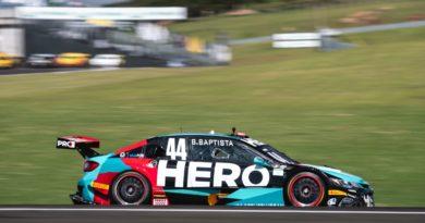 Stock Car: Terceiro mais rápido do dia, Baptista aposta em melhor corrida do ano