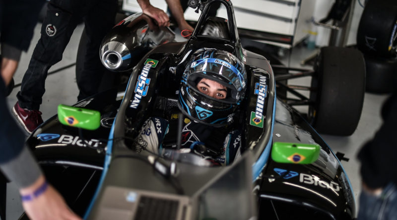 Euroformula: Christian Hahn estreia pela RP Motorsport em Jerez