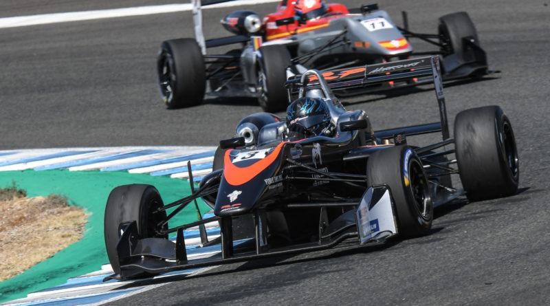 Euroformula: Christian Hahn conquista mais um Top10 em estreia pela RP Motorsport