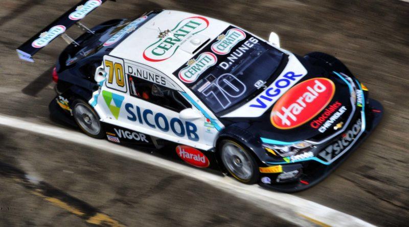 Stock Car: Diego Nunes finaliza o primeiro dia no Top10 em Londrina