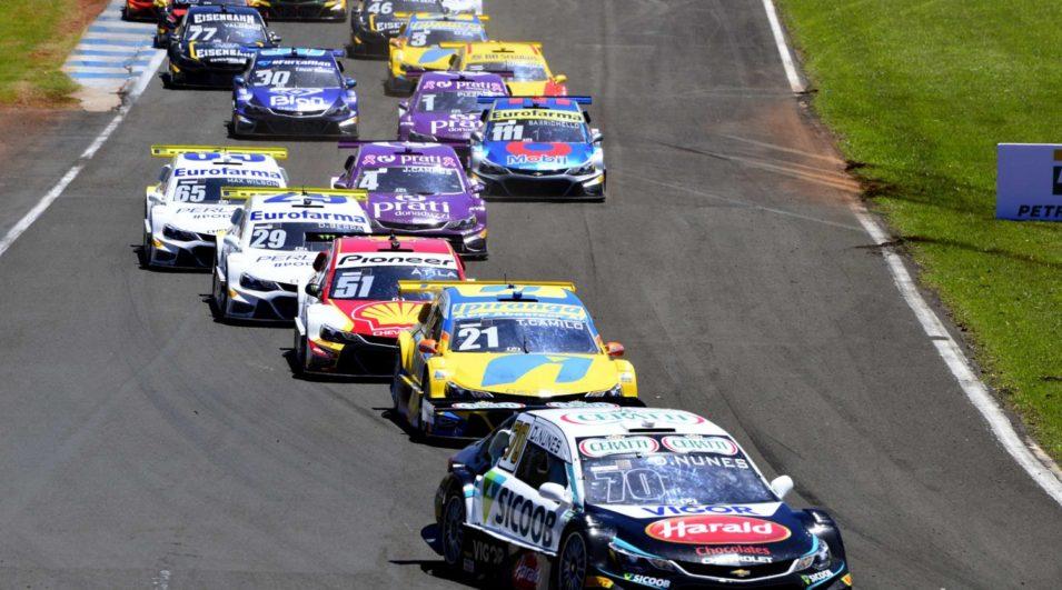 Stock Car: Diego Nunes crava a volta mais rápida da corrida 2 em Londrina