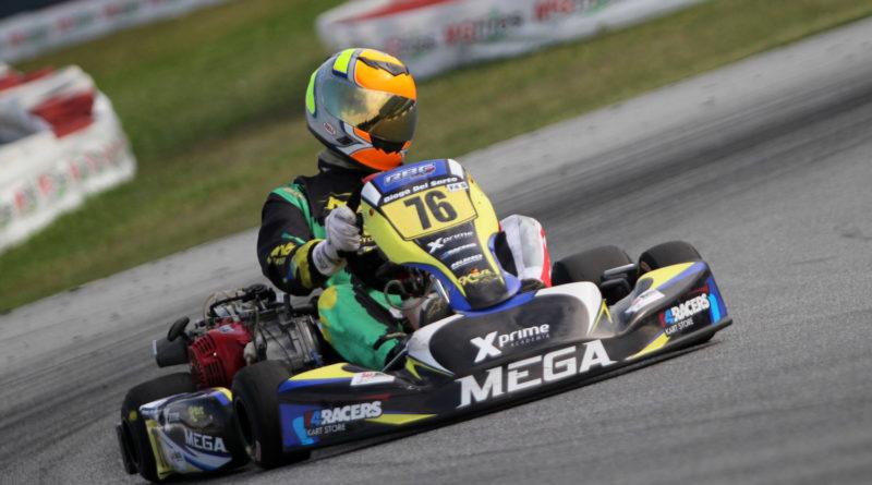 Kart: Mega Kart é campeã da Copa Brasil e conquista dois pódios na F4 Sênior