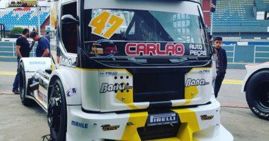 Copa Truck: Duda Bana corre etapa da Copa Truck Mercosul no Uruguai
