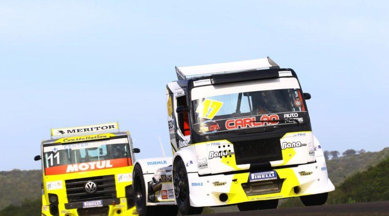 Copa Truck: Duda Bana conquista um 12º lugar no Uruguai