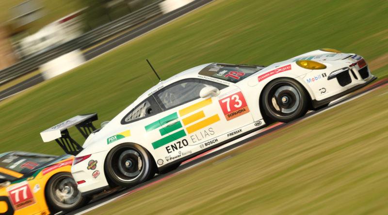 Porsche Cup: Enzo Elias forma dupla com ex-Fórmula 1 e disputa a segunda etapa do Endurance Series