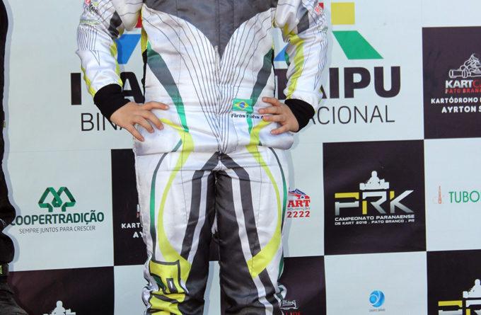 Kart: Firás Fahs está confiante na conquista do primeiro título