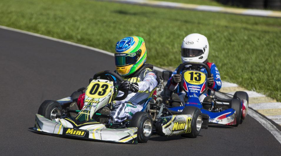 Kart: Firás Fahs fica satisfeito com título de vice-campeão em Foz do Iguaçu