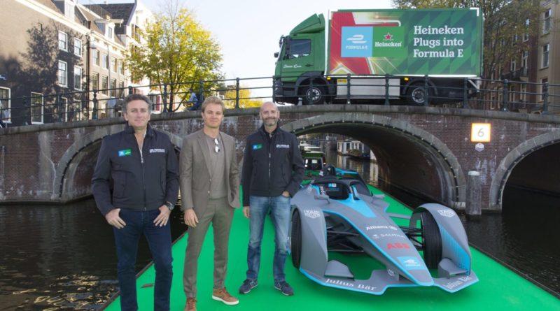 Heineken fecha com Fórmula E e aumenta força no esporte