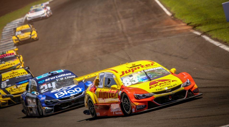 Stock Car: Casagrande avança 16 posições em Londrina