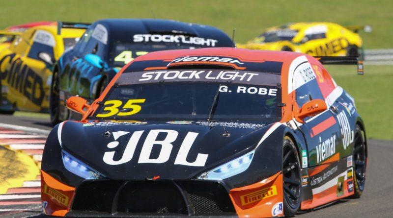 Stock Light: Gabriel Robe marca o melhor tempo no 2º Treino Livre em Londrina