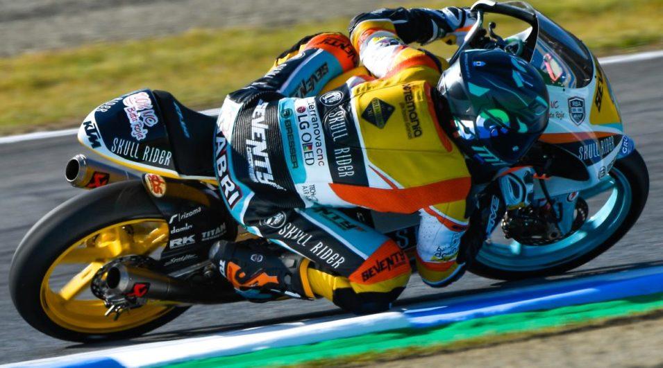 Moto3: Argentino, Gabriel Rodrigo, marca a pole em Motegi