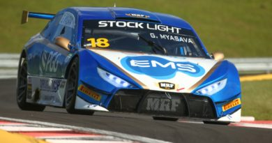 Stock Light: Gustavo Myasava espera mais sorte na volta a Londrina